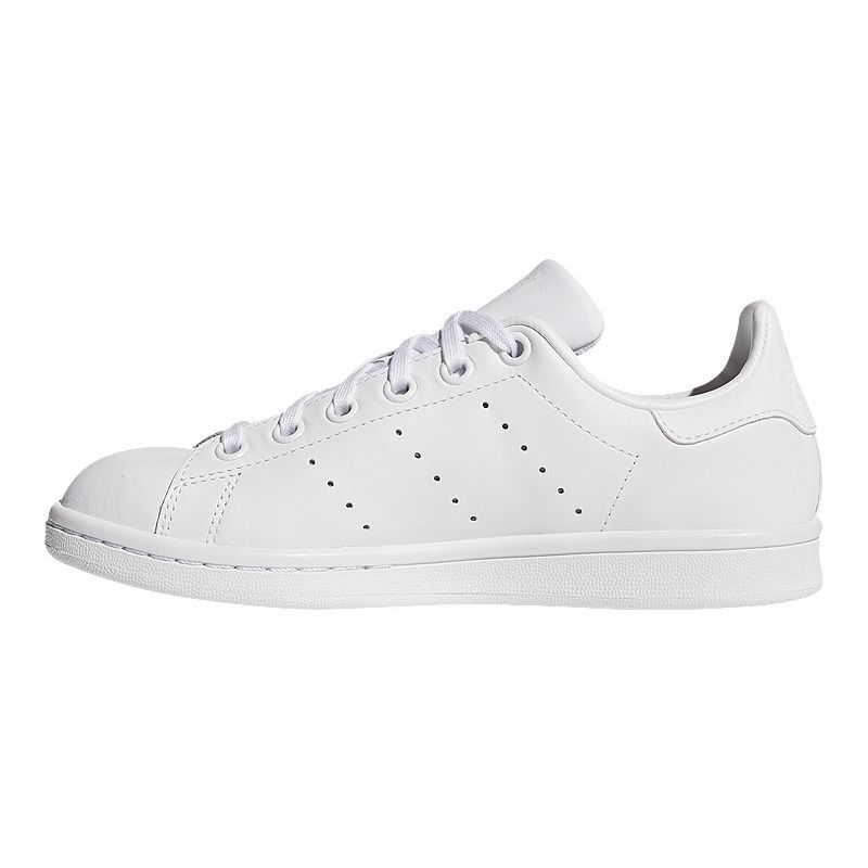 The newest Adidas Stan Smith Comfort Sneakers Men + White