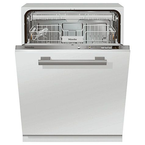 Miele G4960SCVi Fully Integrated Dishwasher Integrated