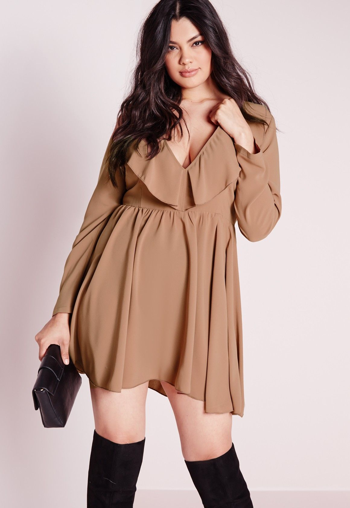 Buy Womens Plus Size A Line Dresses at Macy's. Shop the Latest Plus Size Dresses Online at coolvloadx4.ga FREE SHIPPING AVAILABLE! Macy's Presents: The Edit- A curated mix of fashion and inspiration Check It Out. NEW! ECI Plus Size Ruffle-Sleeve A-Line Dress.