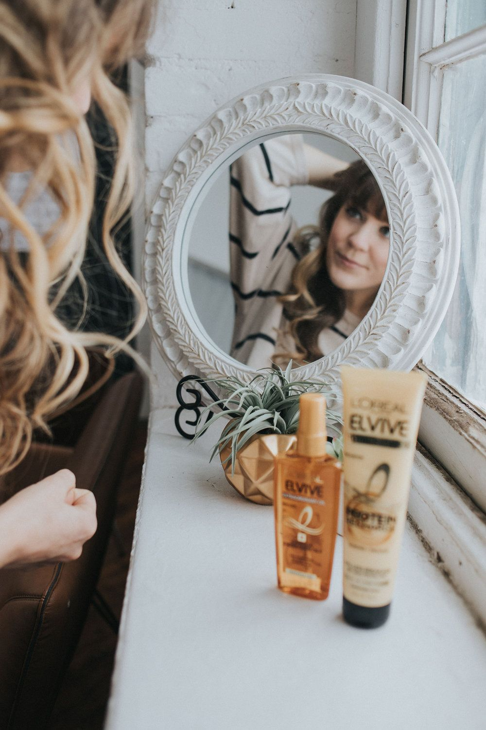 Achieving stronger and healthier hair with @LorealParis Elvive line #ad  http://bit.ly/2I3Cf5u  #ProofIn1Use