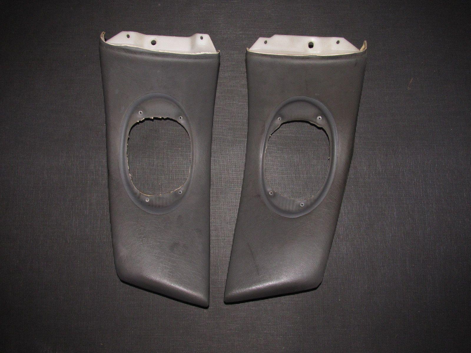 93 94 95 96 97 Honda Del Sol OEM Interior Rear Speaker Panel Cover