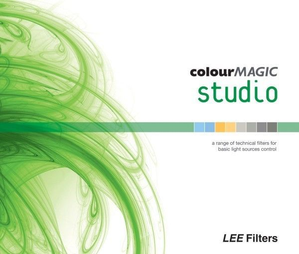 Lee Filters Lighting Gels Colour Magic Studio Pack (300x250mm