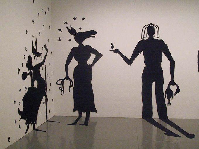 Shadow Art Part - 22: Shadow Art