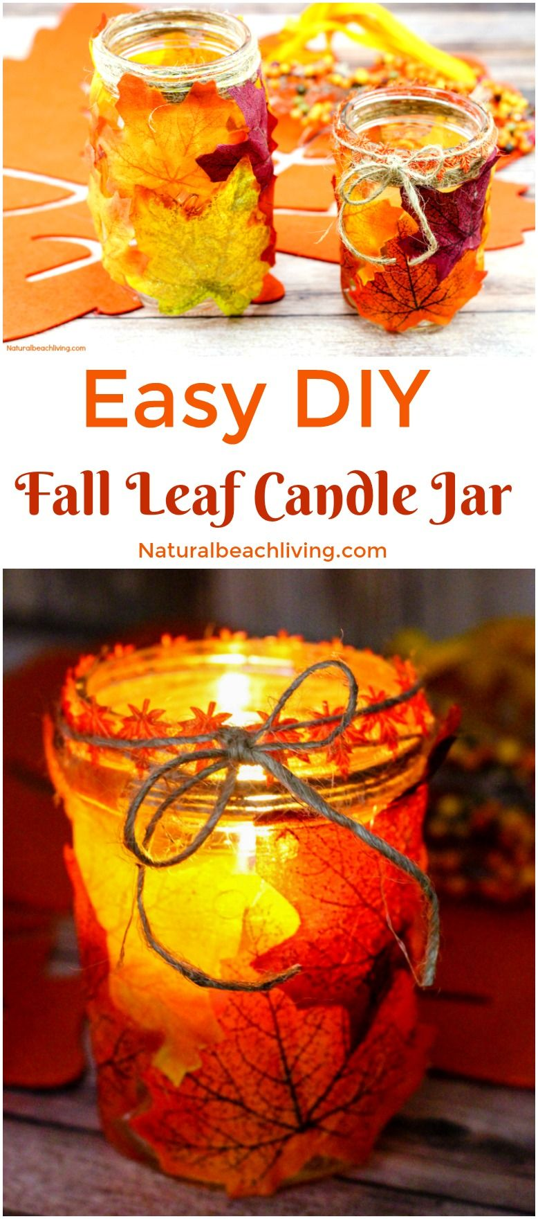 26+ Simple autumn crafts to make for adults information