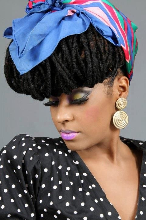 """Fabulous Head Wraps - Funky Fashions - African Designers & Models - Funk Gumbo Radio: http://www.live365.com/stations/sirhobson and """"Like"""" us at: https://www.facebook.com/FUNKGUMBORADIO"""
