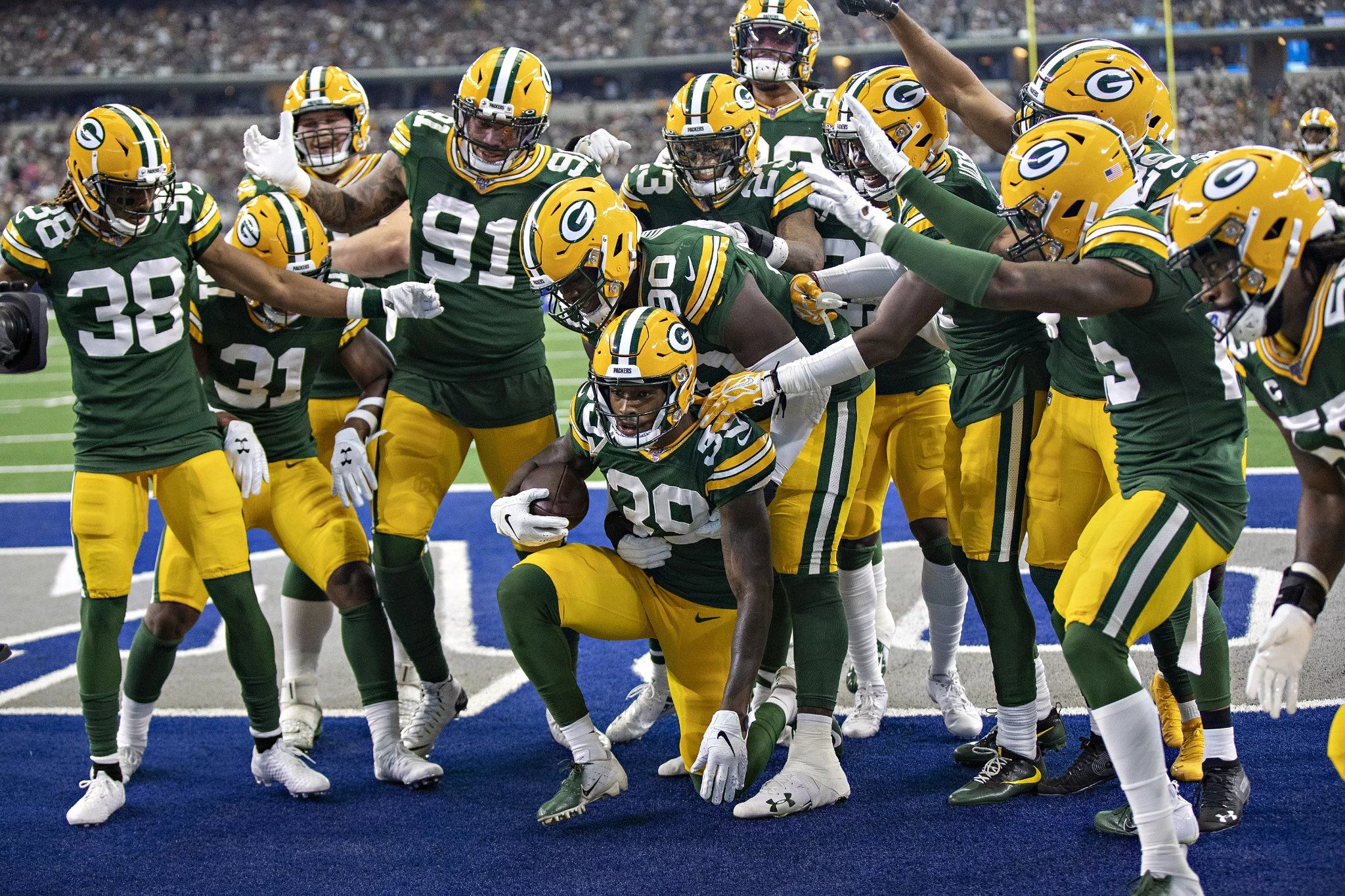 Mi Z ľ3פ ĉ 10 3 Agnfb 1 Nfcn On Weekend In Los Angeles Green Bay Packers Packers