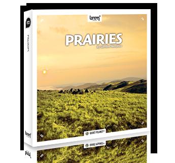 Prairies Sound Effects