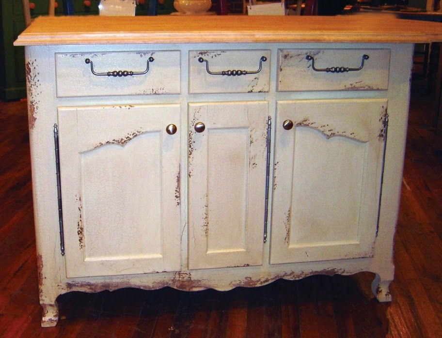 Unfinished Kitchen Island 4 Ft Wide French