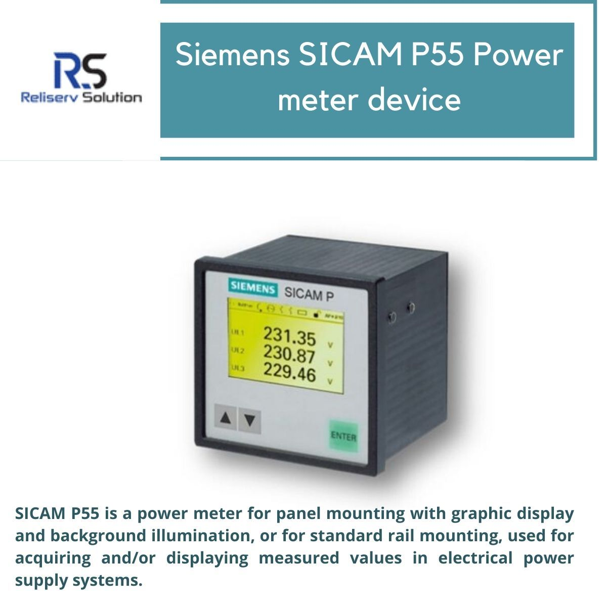 Pin On Siemens Power Quality And Measurement