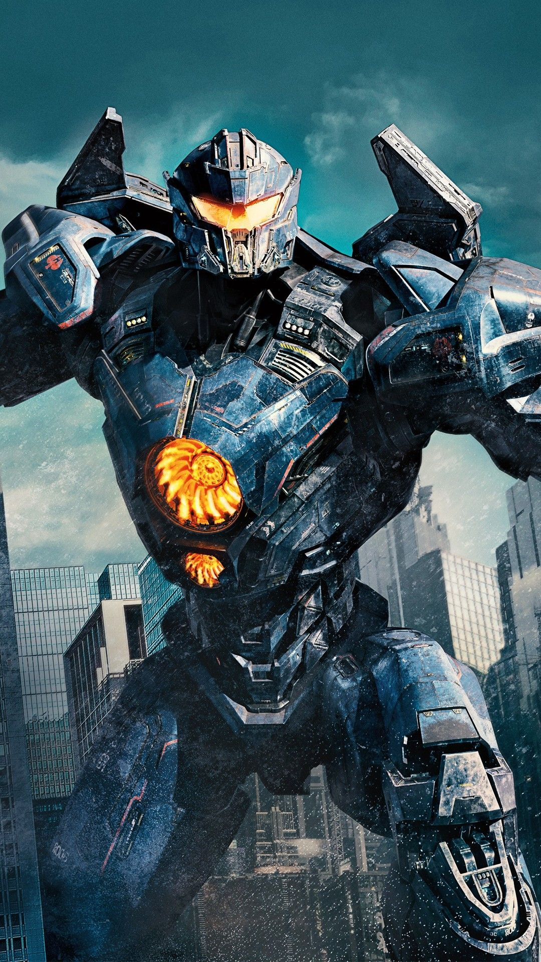 Pacific Rim Uprising Gipsy Avenger Wallpaper 1080x1920 ... Pacific Rim Jaeger Gypsy Danger Wallpaper