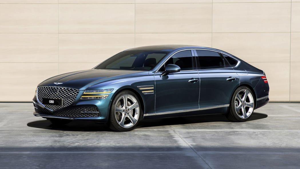 2021 Genesis G80 gets a price to undercut the luxury sedan