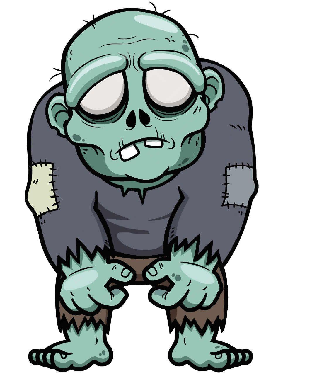 Zombie Tag Inspiration Zombie Cartoon Zombie Drawings Cute Zombie