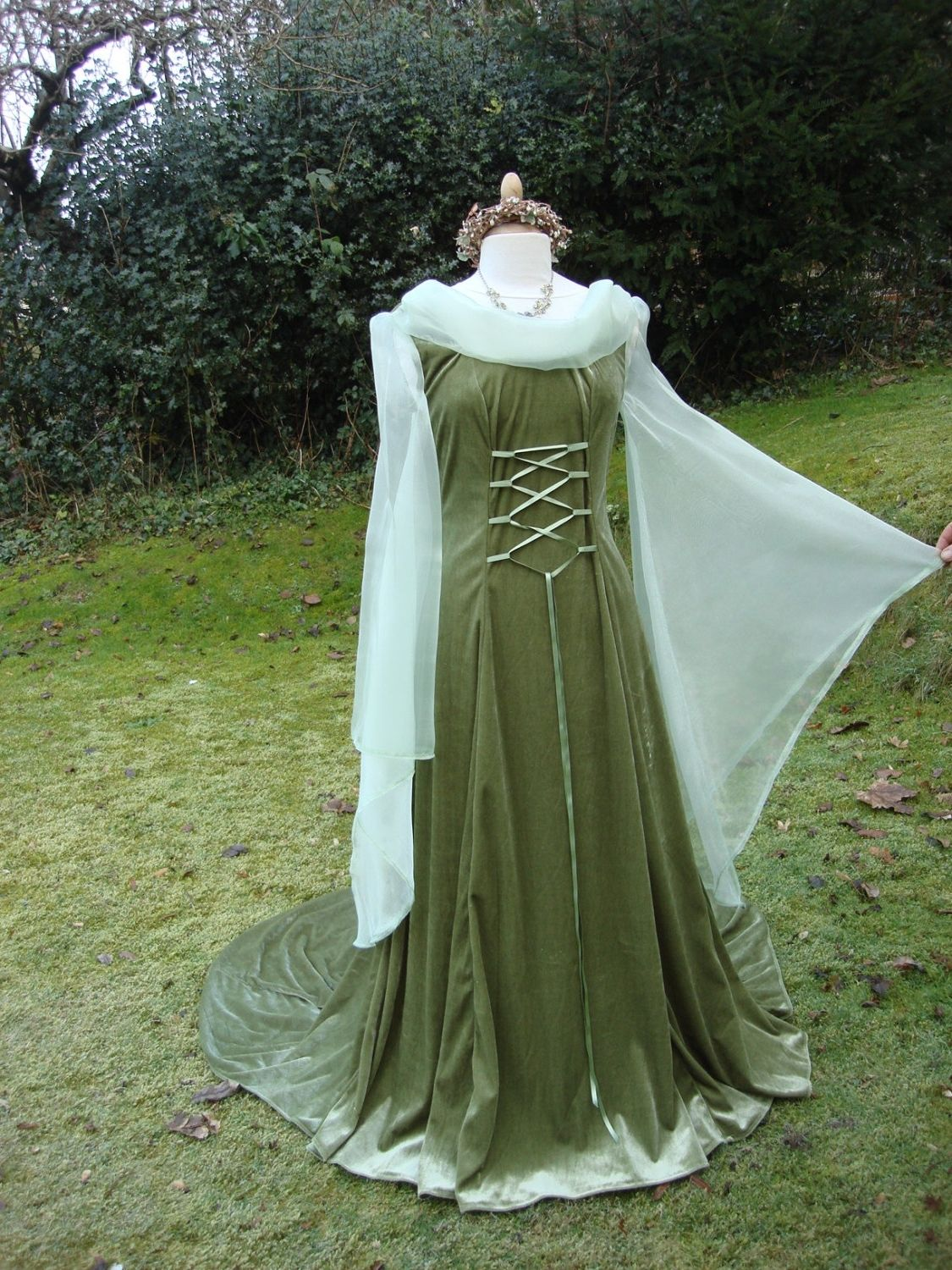 Pagan Wedding Dress Patterns | Wedding Dress | Pinterest | Pagan ...