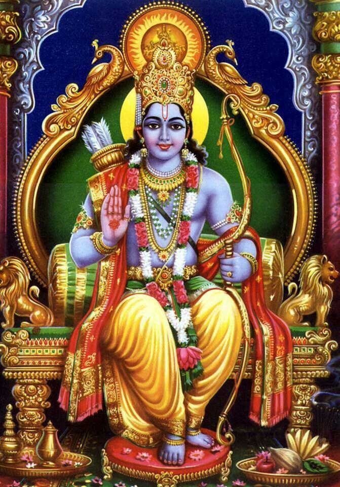 Jai sri ram believes god pinterest krishna lord for Jai shree ram tattoo in hindi