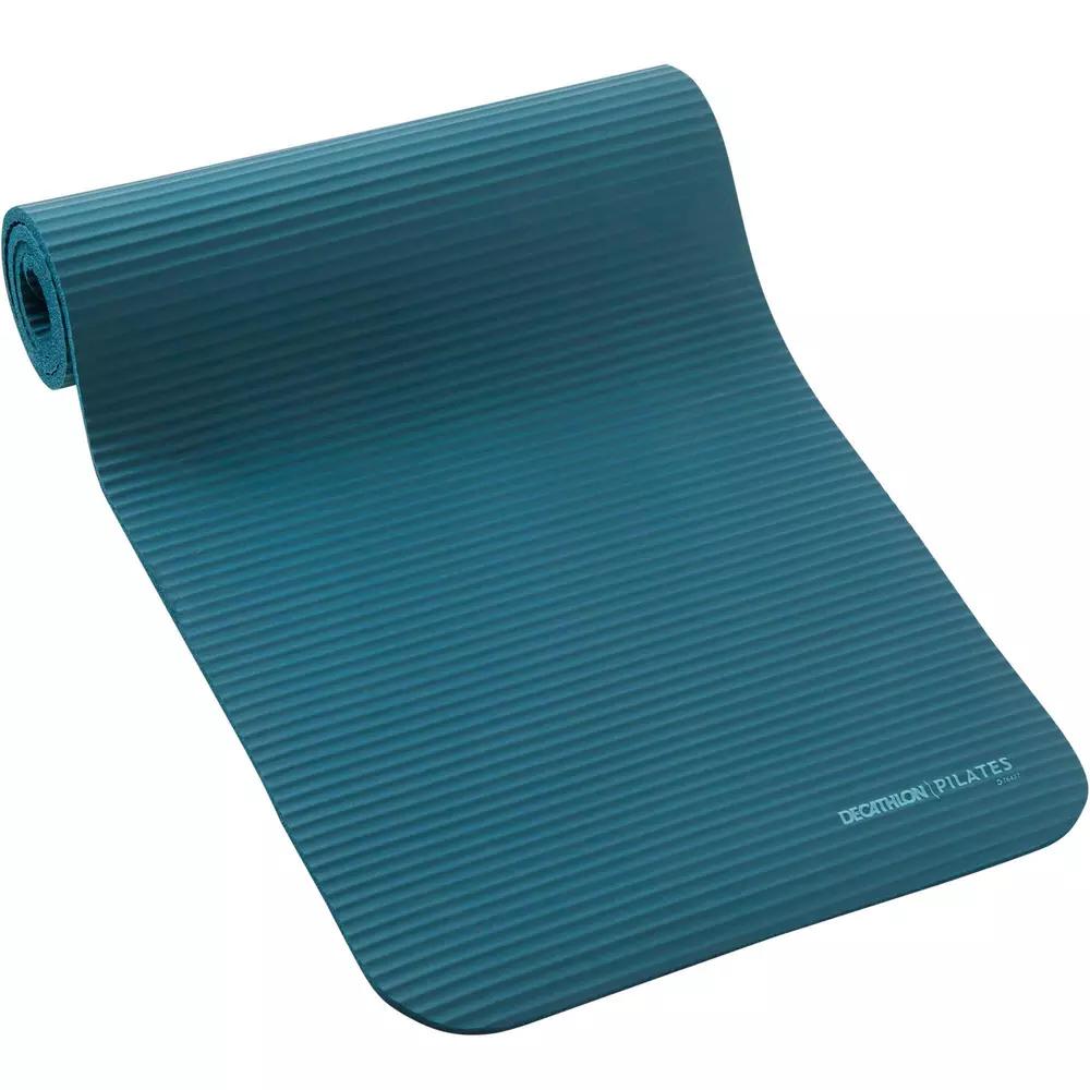 Pilatesmat Comfort S Petrol 170 Cm X 55 Cm X 10 Mm In 2020 Pilates Wakeboarden Op Blote Voeten