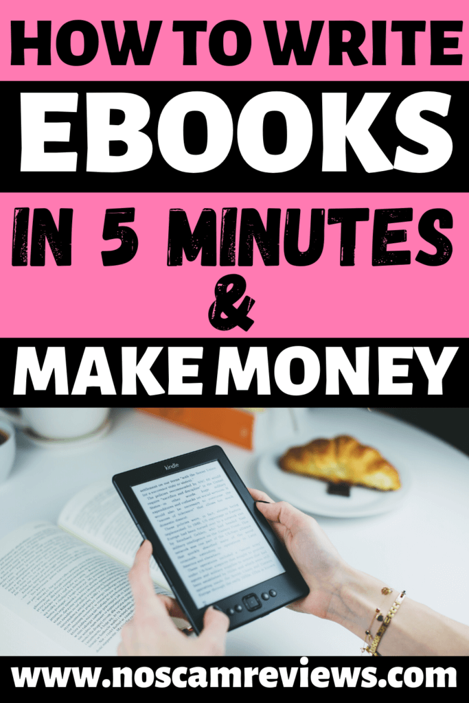 How To Sell Ebooks Online And Build Passive Income