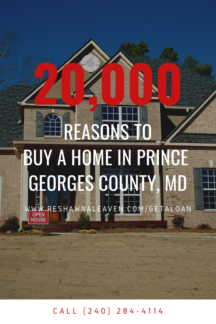 Buy A Home In Prince Georges County Md Programs For First Time
