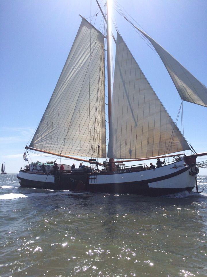 Zeilboot #NynkeHovenga