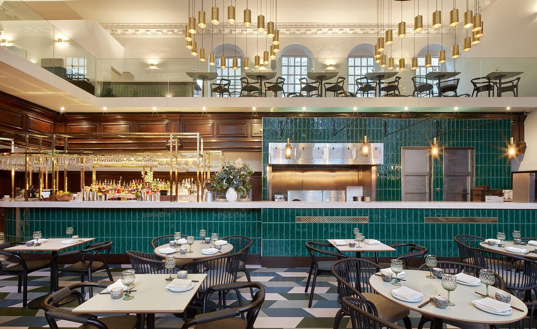 Duddell S London Uk Restaurant Interior Design Restaurant Decor Restaurant Lighting Design