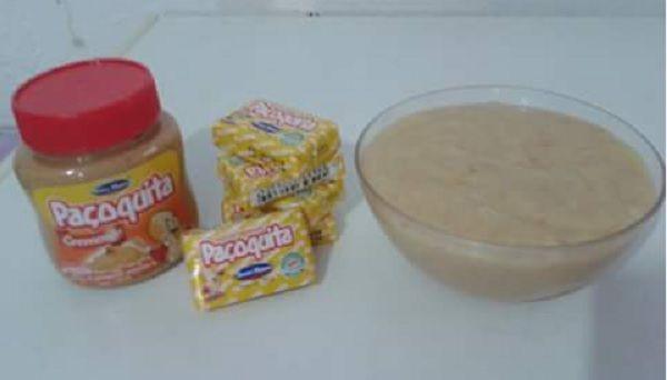 recheio gourmet de pacoca para bolos e trufas receita recheios trufas recheios para trufas recheio gourmet de pacoca para bolos e trufas