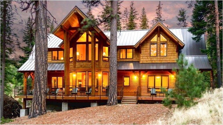 Bend oregon vacation rentals pet friendly luxury cabin