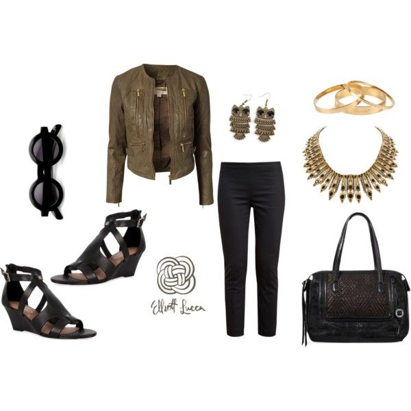 """""""Night and Day"""" by elliott-lucca on Polyvore"""
