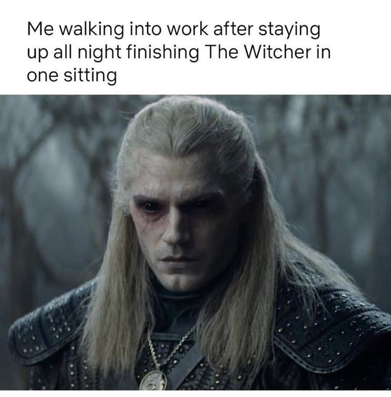 70 Top January Memes For Today Funnyfoto The Witcher Memes Funny