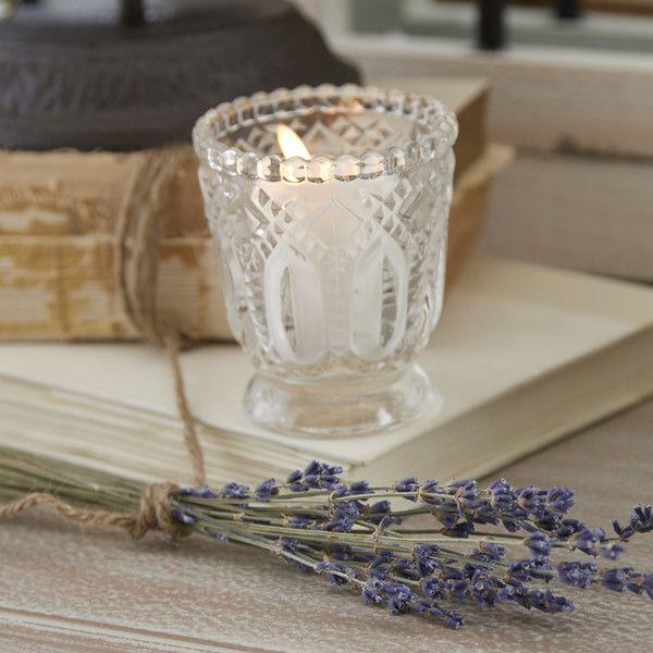 Viola Candleholder