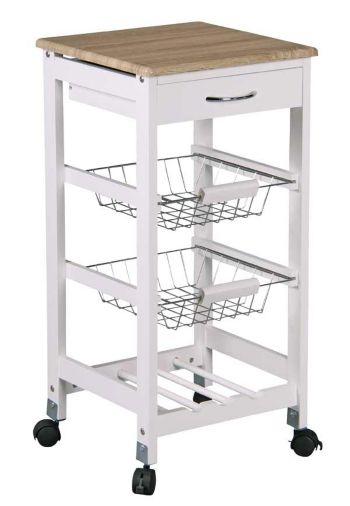 Kitchen Trolley With Drawers