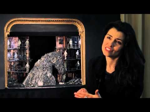 Es Devlin, designer for Les Troyens and Salome, discuss why model boxes are created and how they are used to bring operas alive... http://www.roh.org.uk/