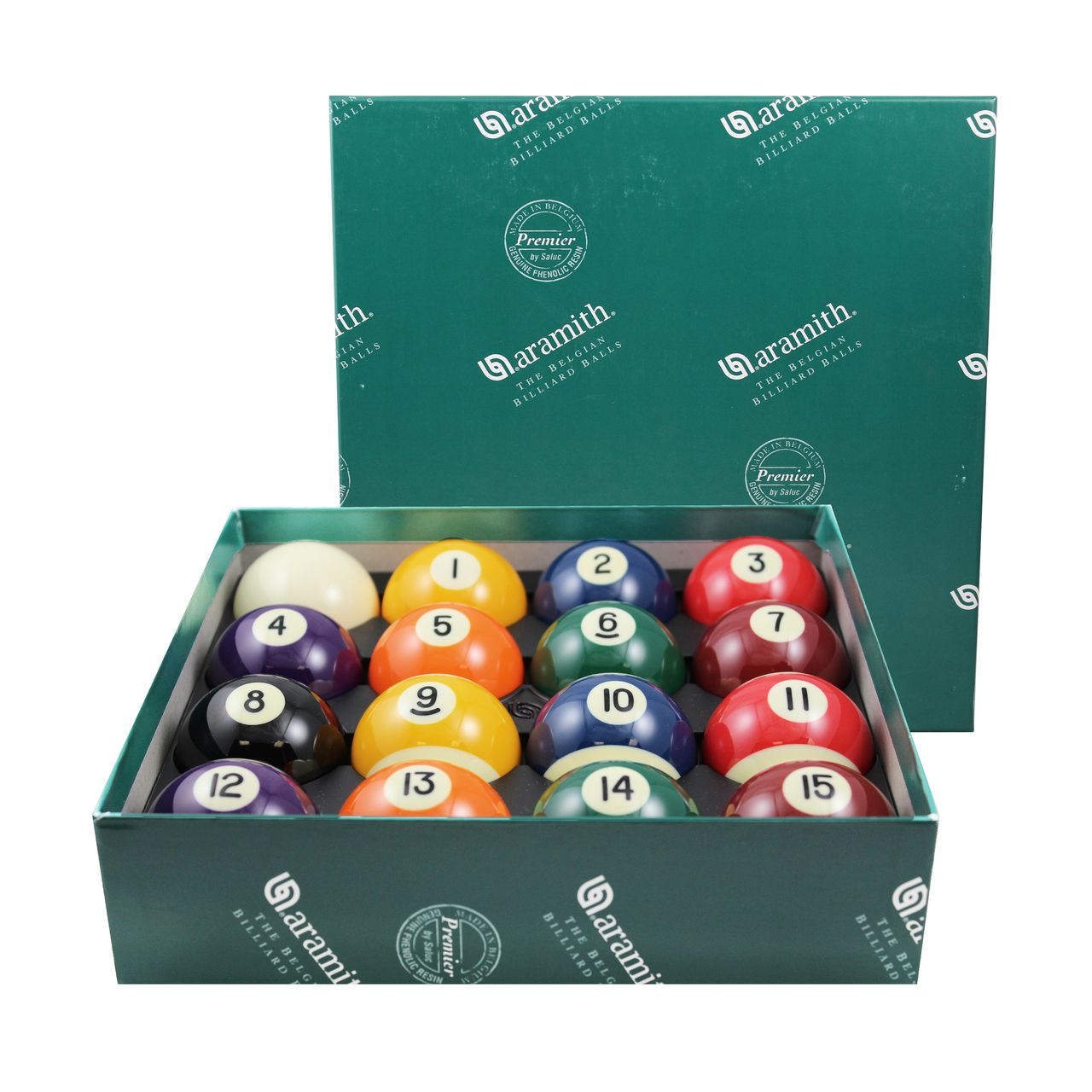 Aramith Premier 2 1/4In. Billiard Ball Set Billiards