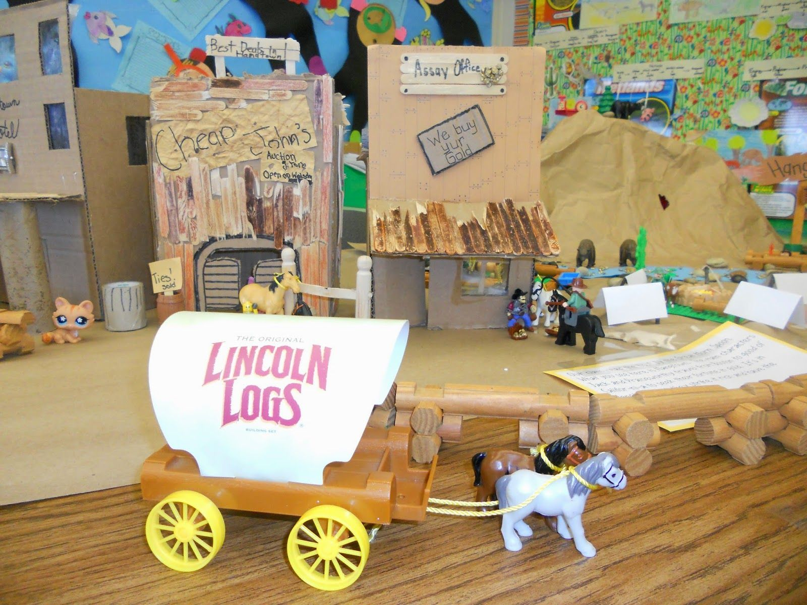 worksheet By The Great Horn Spoon Worksheets by the great horn spoon hangtown california gold rush town diorama