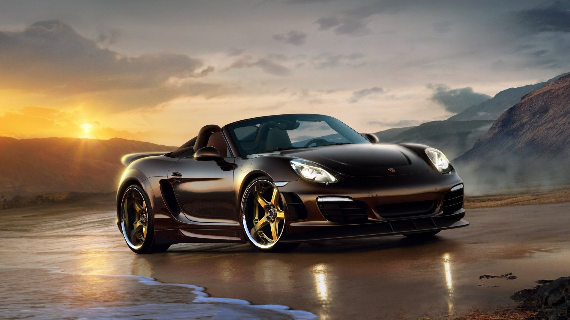 Download Desktop Wallpaper Porsche Carrera Gt Porsche Wallpaper Achtergrond