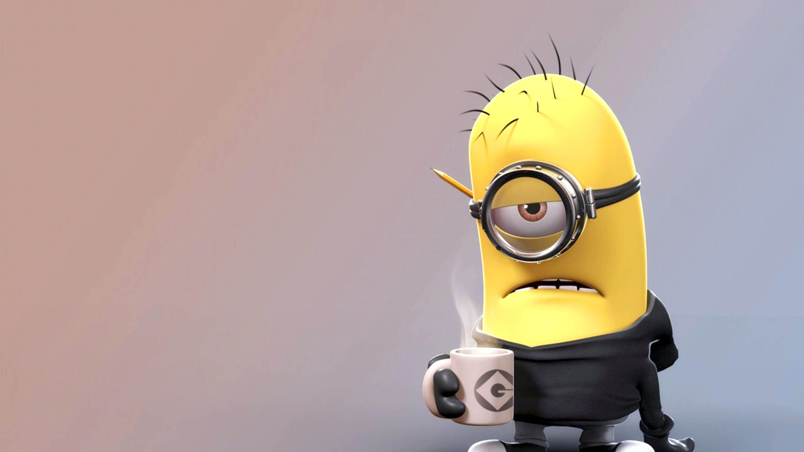 Wallpaper iphone banana - Banana Minion Wallpaper Despicable Me Movie Http