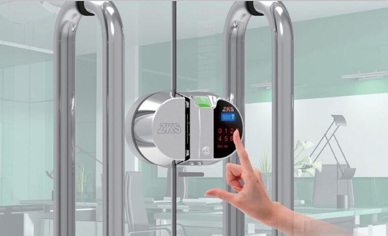 Attractive New Design Smart Glass Door Lock Http://www.dhgate. Part 27
