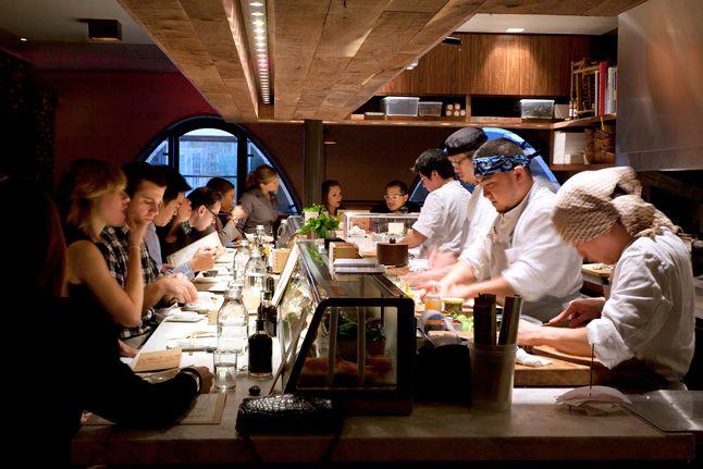 Uchi Restaurant In Houston Tx Tops The List Of Bon