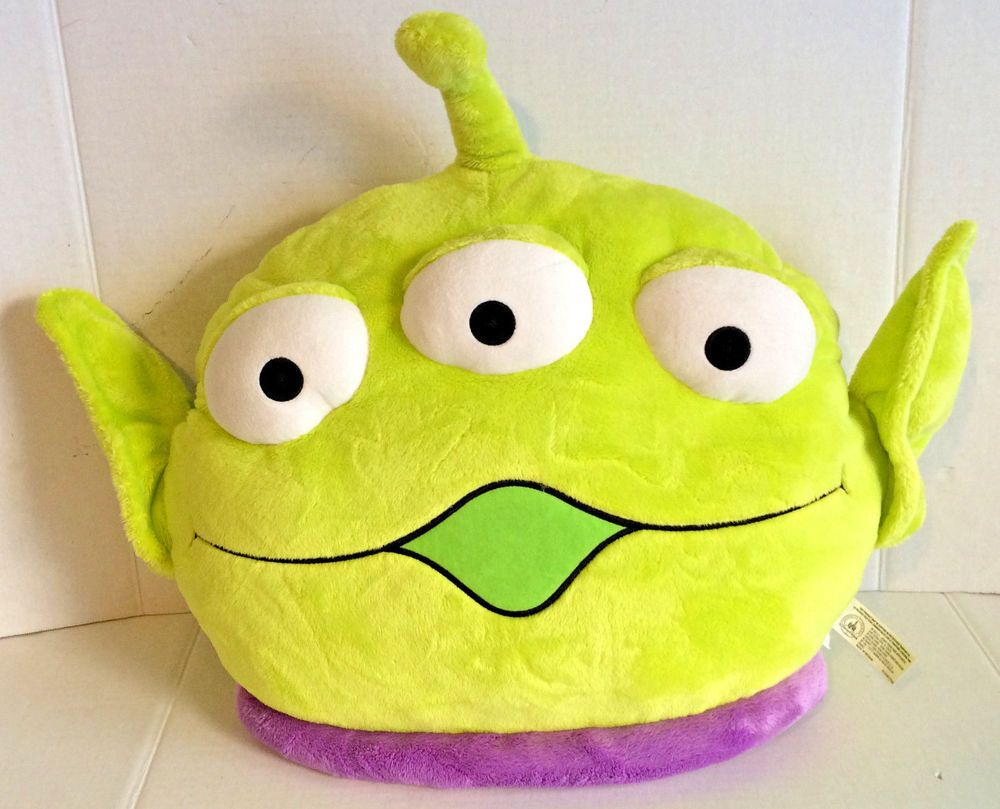 Disney Alien Pajama Pouch Pillow