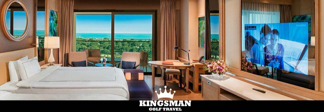 Simplicity Is The Ultimate Form Of Sophistication Www Kingsmangolf Com Golf Golfing Regnum Hotel Carya National Golfcourse Am Belek Antalya Golf Hotel