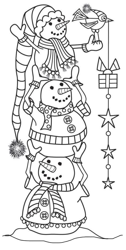 Pin By 🌹zerrah💙 Rose🌹 On Coloring Pages Christmas Rhpinterest: Christmas Family Coloring Pages At Baymontmadison.com