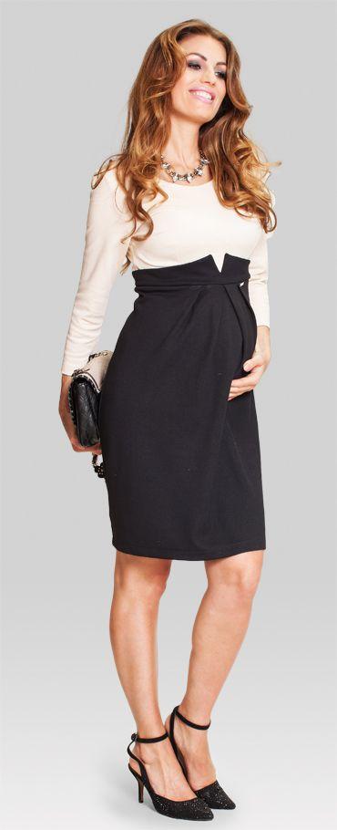 e3c35de9f088f Happy mum - Maternity wear & fashion, dresses, Praline pudre dress ...