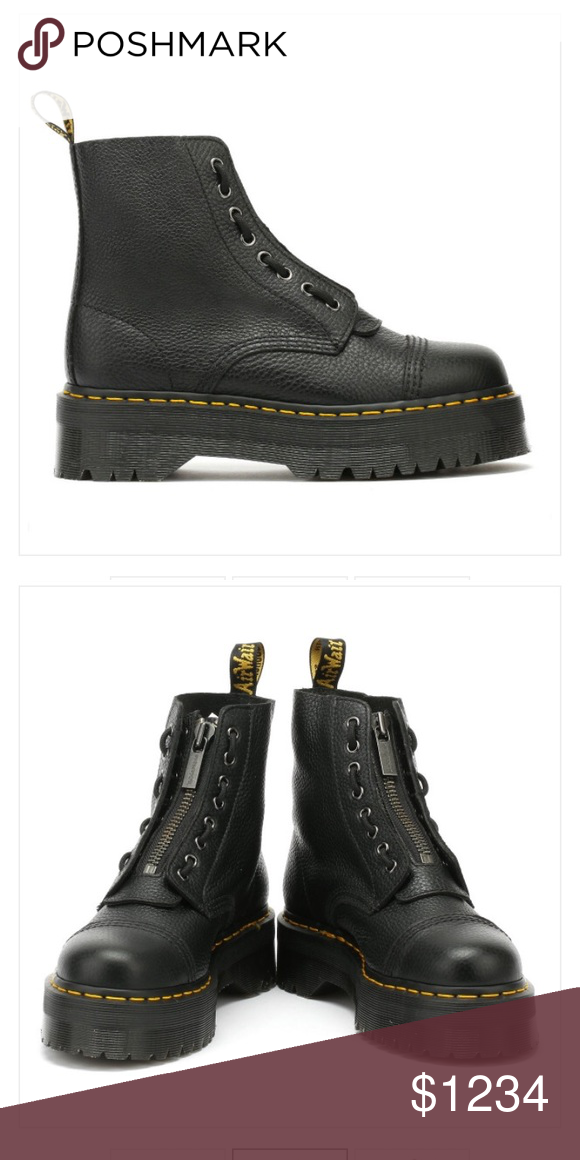 new design luxury aesthetic big sale ISO Dr. Martens Sinclair 5 or 6 US (3 or 4 UK) I'm looking ...