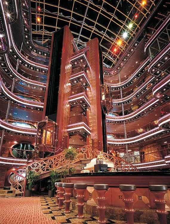 Carnival Elation. My Favorite Contract! I Worked And