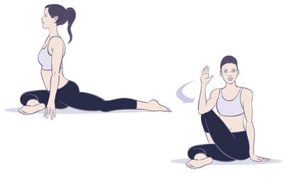 do this 10minute yoga routine after every workout to get