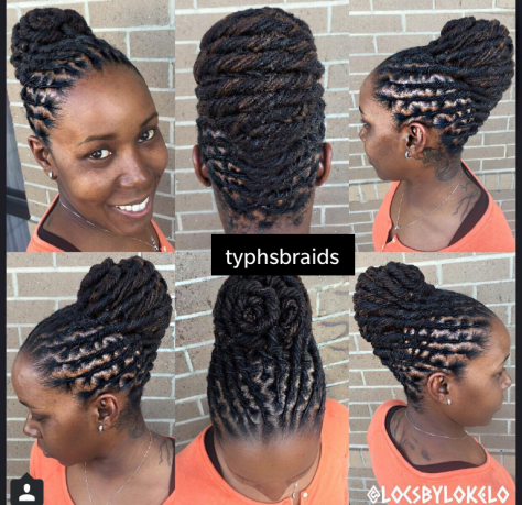 Trendy Locs Dread Hairstyles By Lokelo Feed Your Eyes