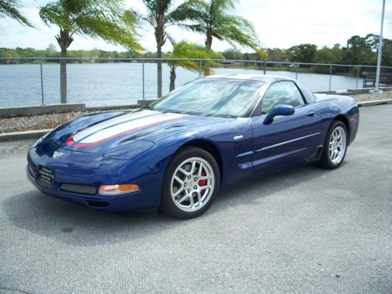 2004 Corvette Hardtop For Sale Florida 2004 Commemorative Ed