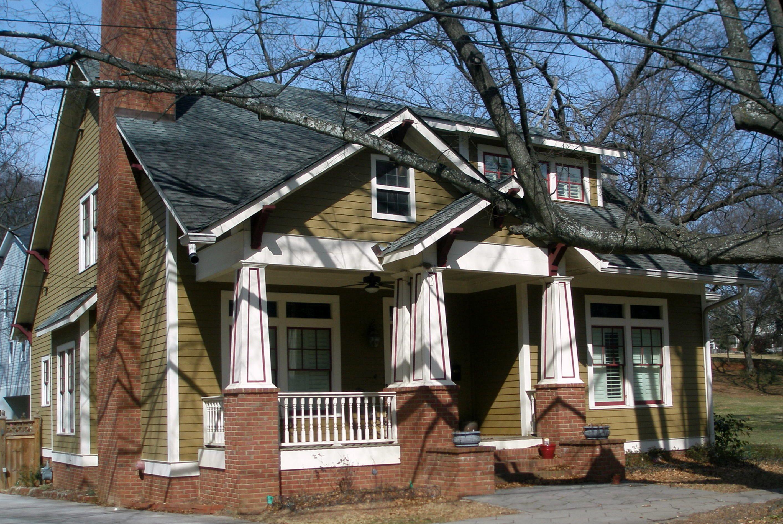 craftsman style homes Superior Renovation of Historic Craftsman