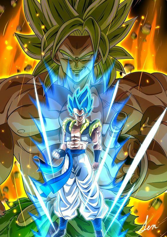 Assistir Dragon Ball Super Broly Dublado Online Personagens De
