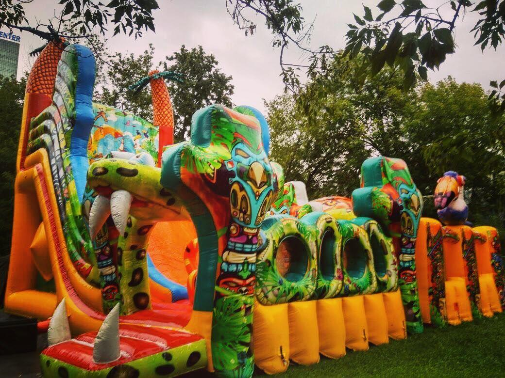 Джунгли в московском парке: утренняя картинка из ...