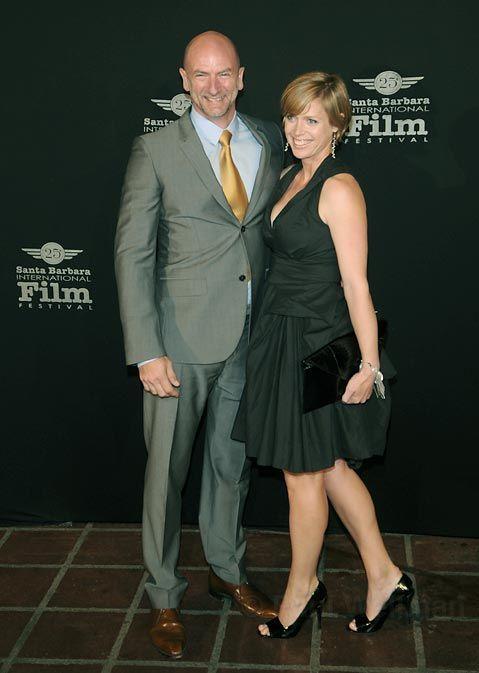 Graham McTavish mit Ehefrau Gwen McTavish
