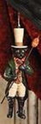 Bethany Lowe Carnevil Black CAT Ringmaster Ornament Circus Carnival Halloween | eBay